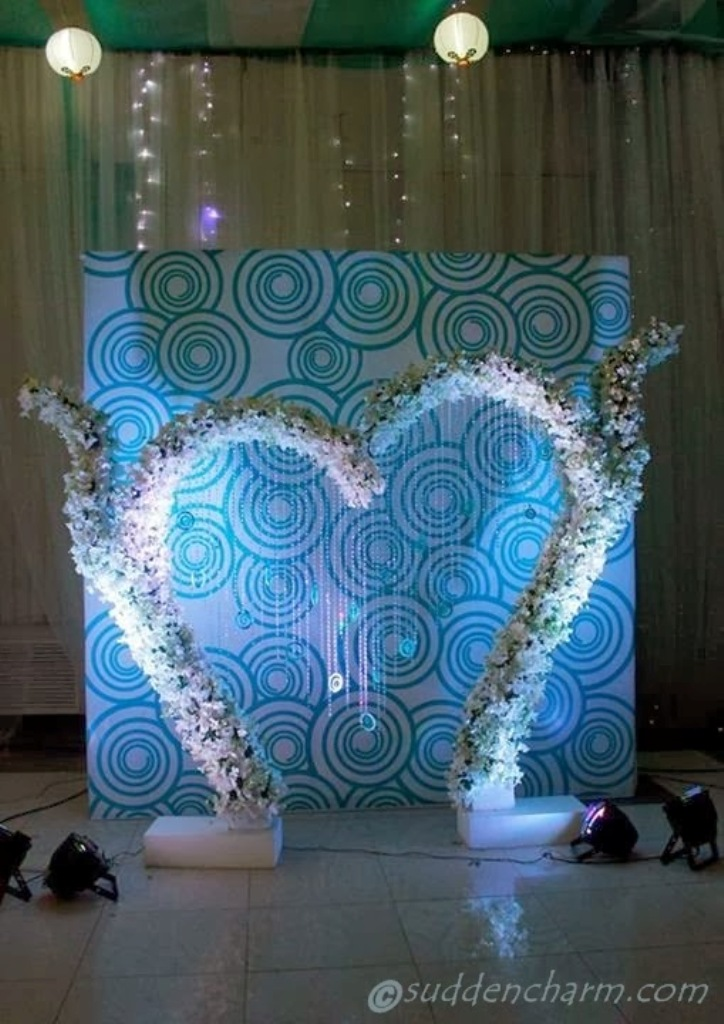 wedding-stage-4 25+ Best Wedding Decoration Ideas in 2019
