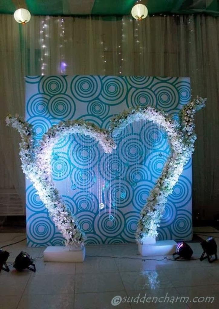 wedding-stage-4 25+ Breathtaking Wedding Decoration Ideas in 2020