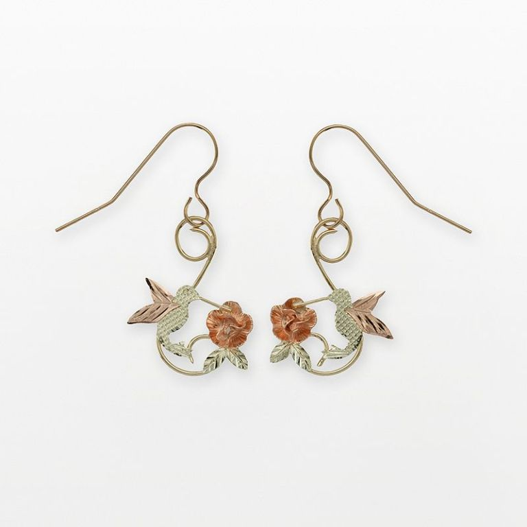 153836 25 Black Hills Gold Jewelry in Creative Designs