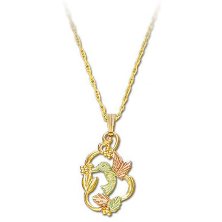 1879-2291 25 Black Hills Gold Jewelry in Creative Designs