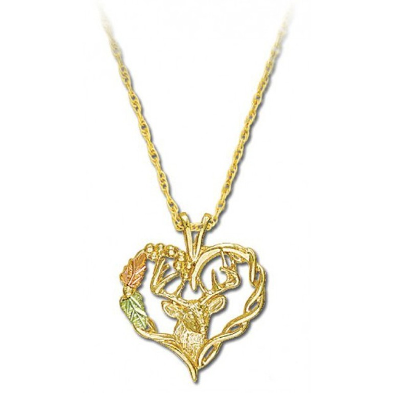 1895-2333 25 Black Hills Gold Jewelry in Creative Designs