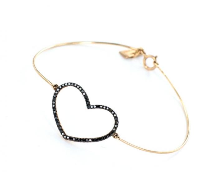 2-heart-shape-Love-bracelet How Do You Know Your Bracelet Size?