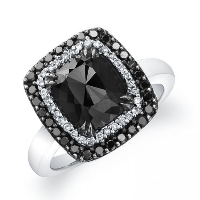 22819blk-w Top 25 Rare Black Diamonds for Him & Her