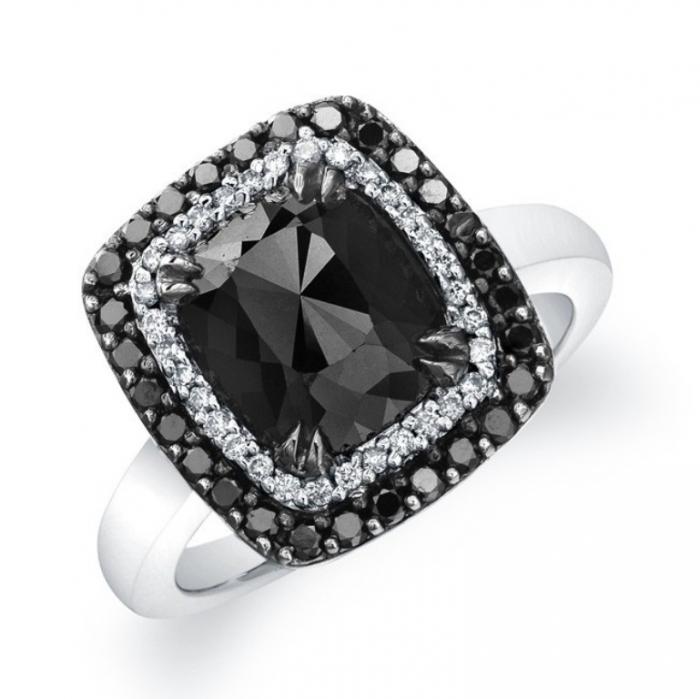 22819blk-w Top 25 Rare Black Diamonds for Him & Her