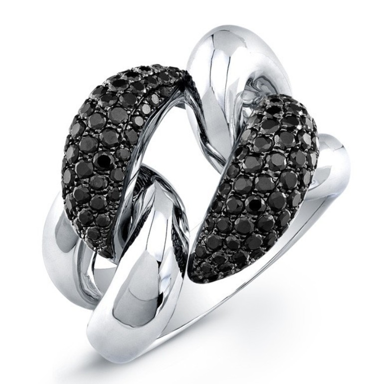23520blk-w Top 25 Rare Black Diamonds for Him & Her