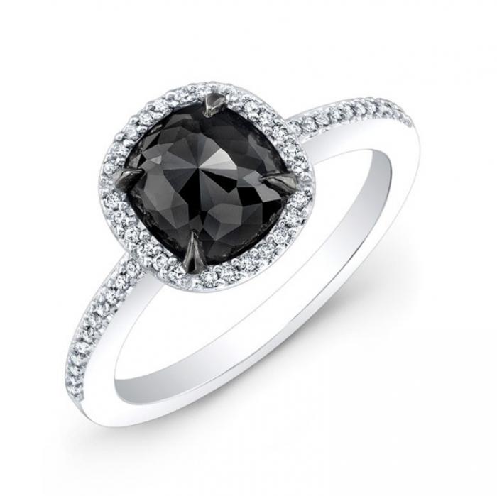 28464bkrc-w_three_qrtr Top 25 Rare Black Diamonds for Him & Her