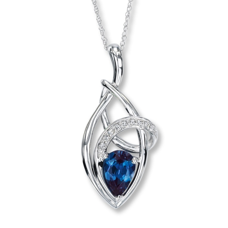 Natural Alexandrite Necklace: Alexandrite Jewelry And Its Paranormal Wonders