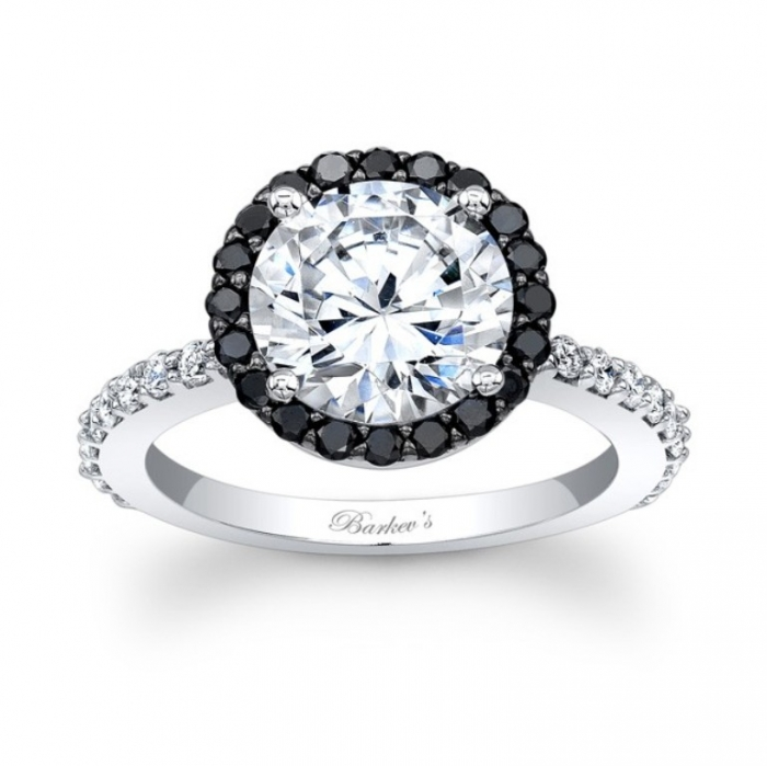7839lbk_front Top 25 Rare Black Diamonds for Him & Her