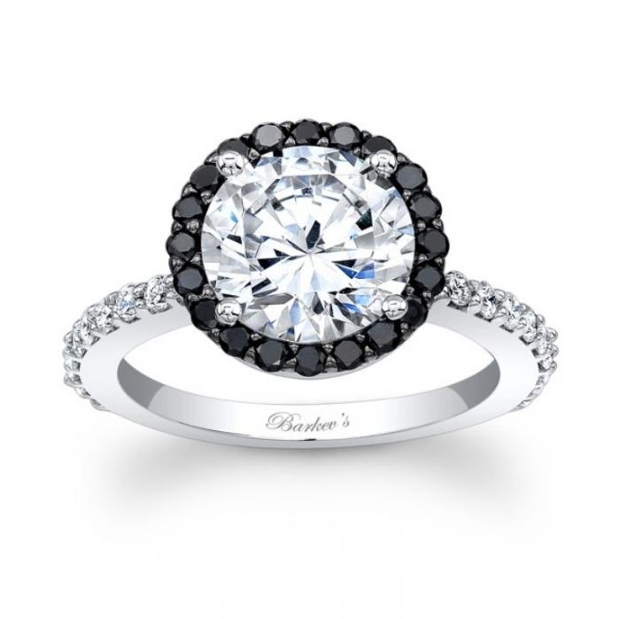 7839lbk_front Top 25 Rare Black Diamonds for Him & Her