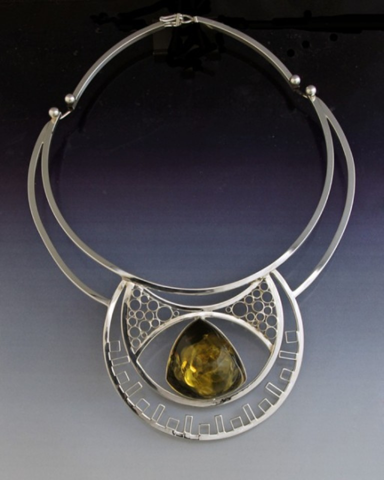 AMB-57_Green_Amber All What You Need to Know about Green Amber Jewelry