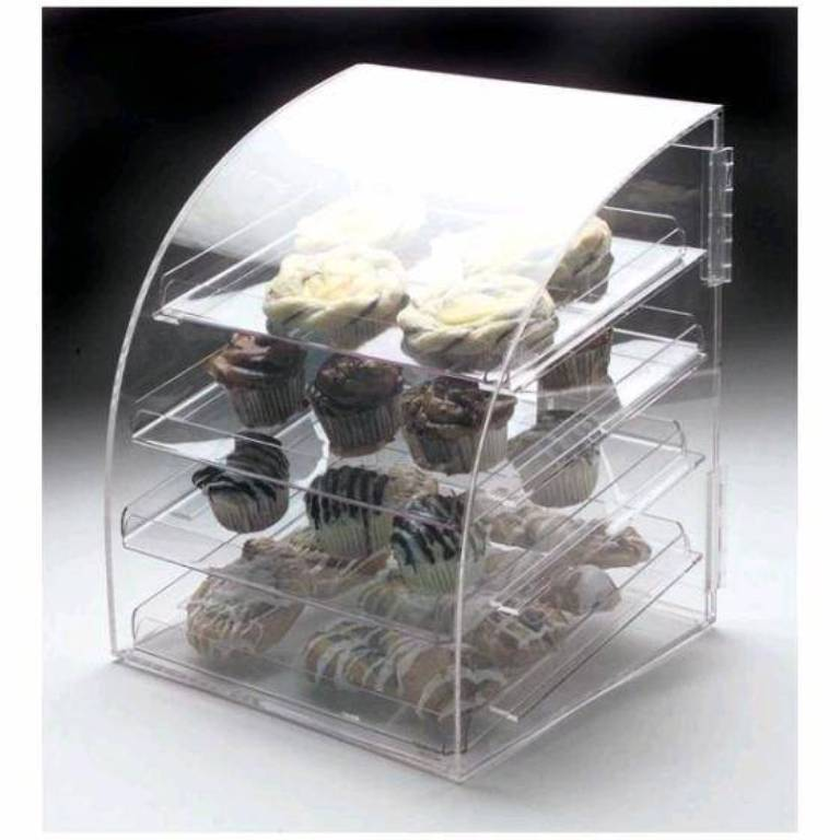 Acrylic_Cake_Box_Acrylic_Pizza_Box_Food_Box_Food_Case 25 Cake Boxes for Different Special Events