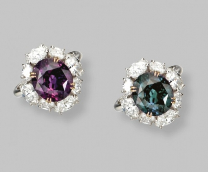 Alexandrite-640x530 Alexandrite Jewelry and Its Paranormal Wonders & Properties