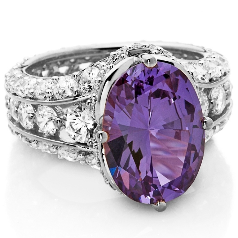 Alexandrite-ring Alexandrite Jewelry and Its Paranormal Wonders & Properties