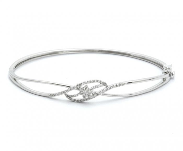 BR135-GoodLook-DiamondBracelets36- How Do You Know Your Bracelet Size?
