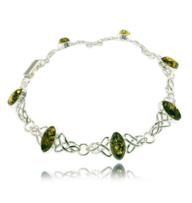 BV1636 All What You Need to Know about Green Amber Jewelry