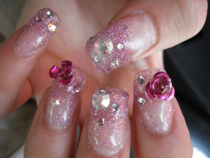 Beautiful-Gel-Nails-e1378904331909 10 Reasons You Must Use Gel Nails in 2019