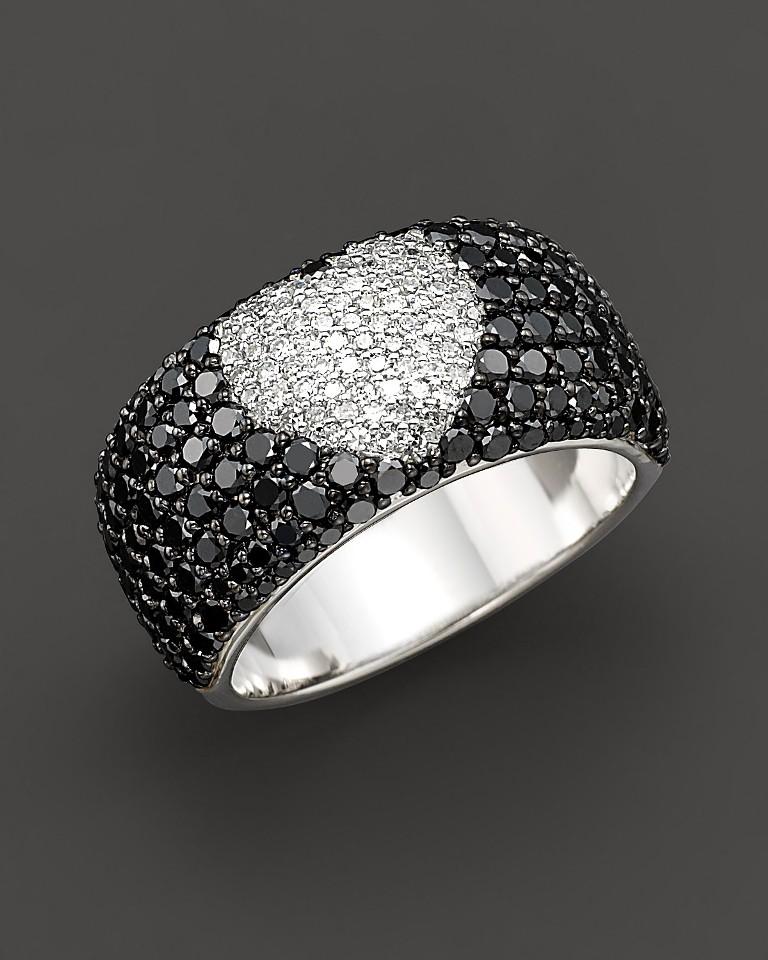 Black-diamond-engagement-rings-151 Top 25 Rare Black Diamonds for Him & Her