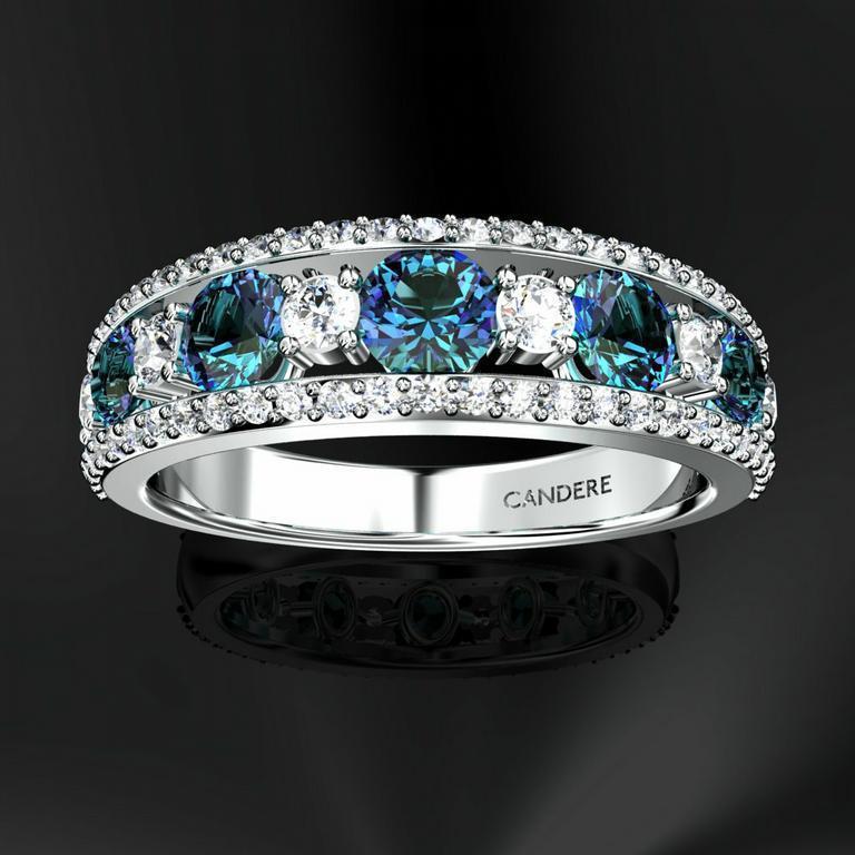 Brilliant-Cut-Alexandrite-Ring_full Alexandrite Jewelry and Its Paranormal Wonders & Properties