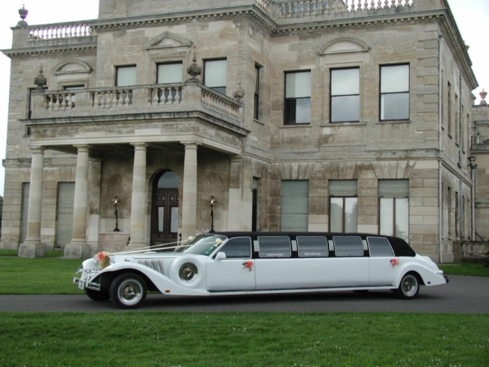 Brodsworth-Hall-Wedding-Car How to Choose the Right Wedding Car