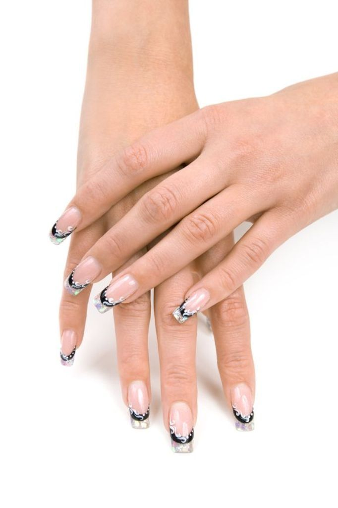 Cool-gel-nail-designs-2013 All What You Need to Know about Gel Nails Is Here