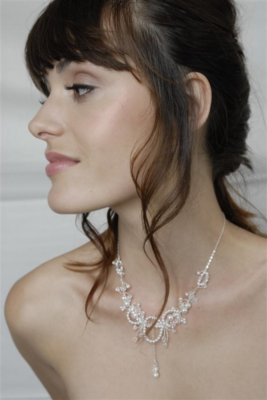 Divinity-Necklace-£165-www.yarwood-white.com-1 25 Unique Necklaces For The Bridal Jewelry