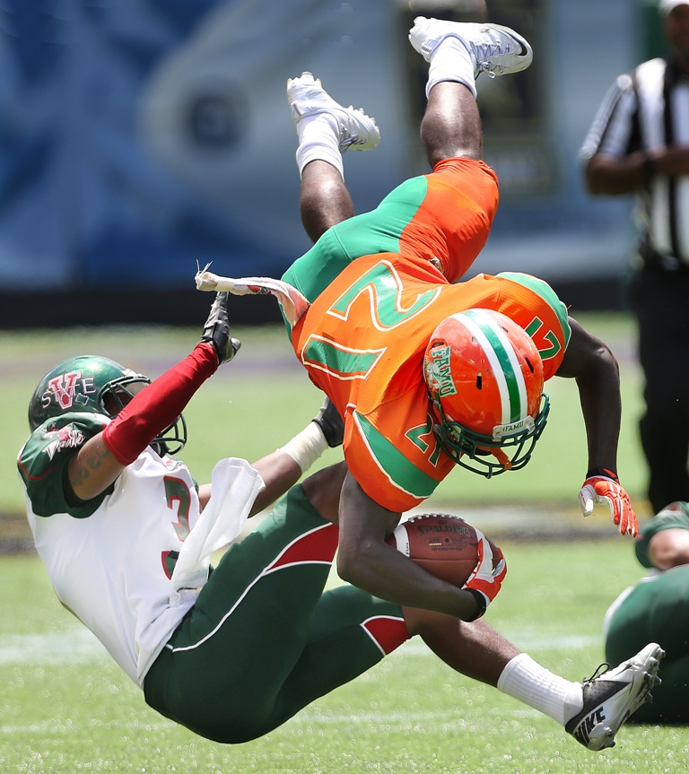 FAMU-football17 2014 Hardest Football Hits ...
