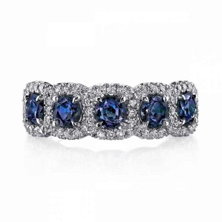 RS1150CALRD-AlexandriteDiamondRing Alexandrite Jewelry and Its Paranormal Wonders & Properties