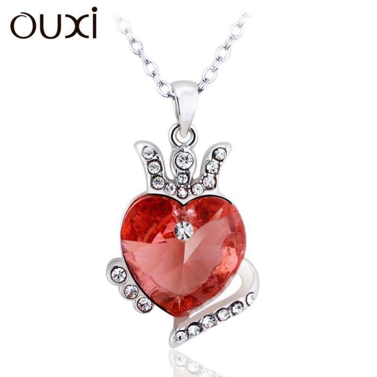 Sw_12495701._swarovski-elements-devil-heart-necklace-10628 Why Do Women Love Heart Jewelry?
