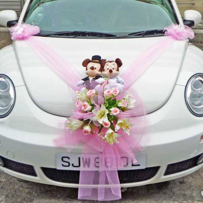 Thue-xe-tu-lai-bien-hoa-voi-xe-hoa-trang How to Choose the Right Wedding Car