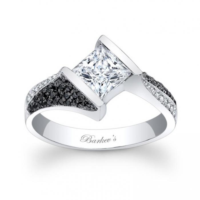 black-diamond-wedding-rings-7 Top 25 Rare Black Diamonds for Him & Her
