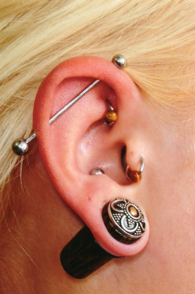 body-piercing 25 Pieces of Body Jewelry to Enhance Your Body's Beauty
