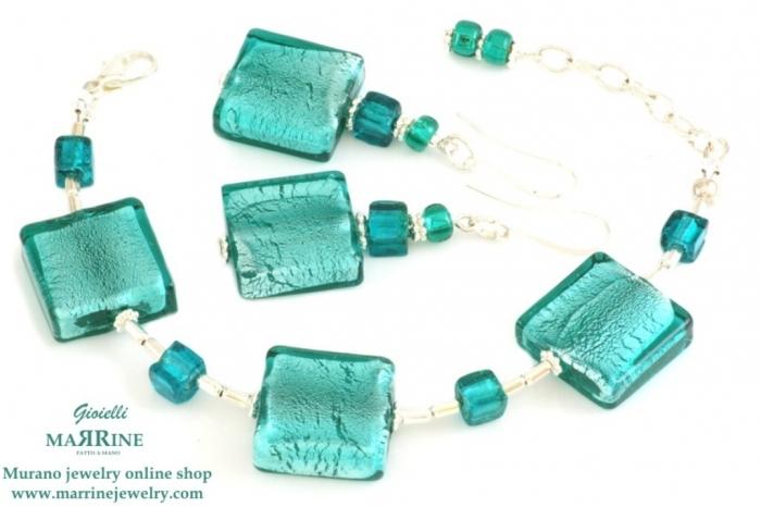 bracelet-murano-glass-dolcevita-3_1 25 Pieces of Elegant & Fashionable Glass Jewelry