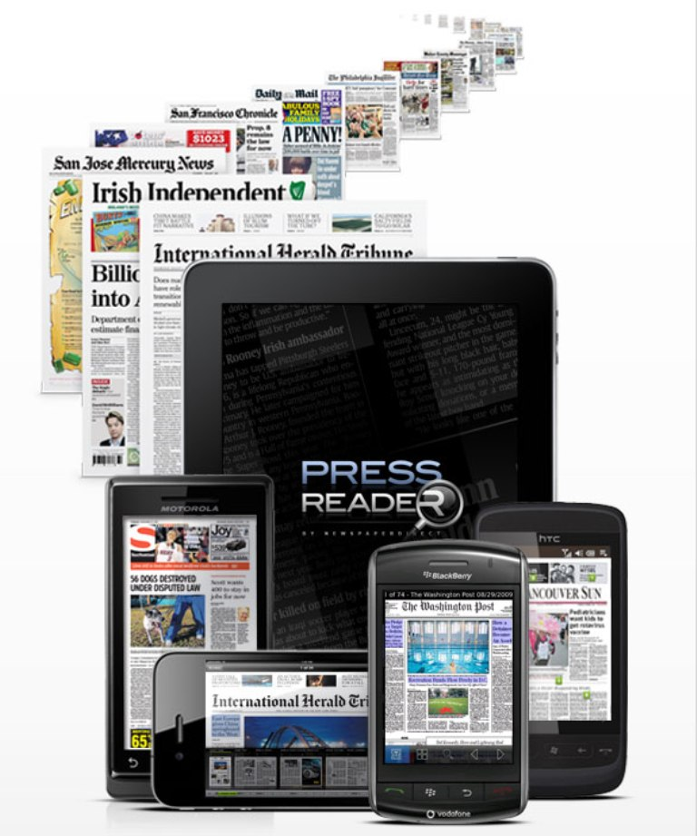 devices Top 10 Trends in the Newspaper Industry