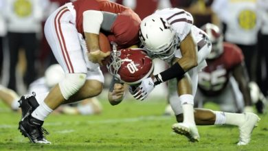 Photo of 7 Must See Hardest Football Hits …