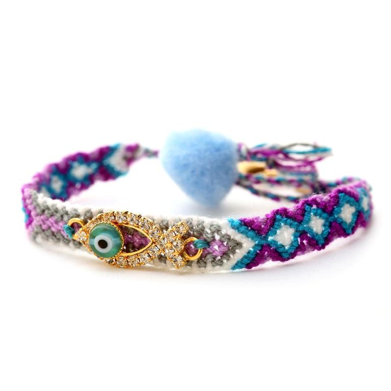 fishdiamantefriendshipbrace How Do You Know Your Bracelet Size?
