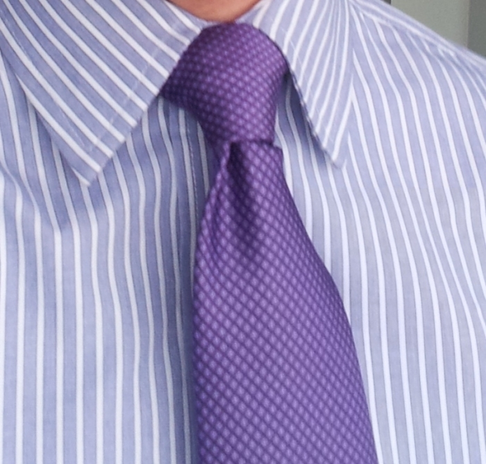 half_Windsor Different Tie Knots for Men to Be More Handsome