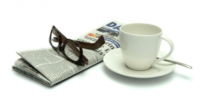 newspaper-with-coffee-cup Top 10 Trends in the Newspaper Industry