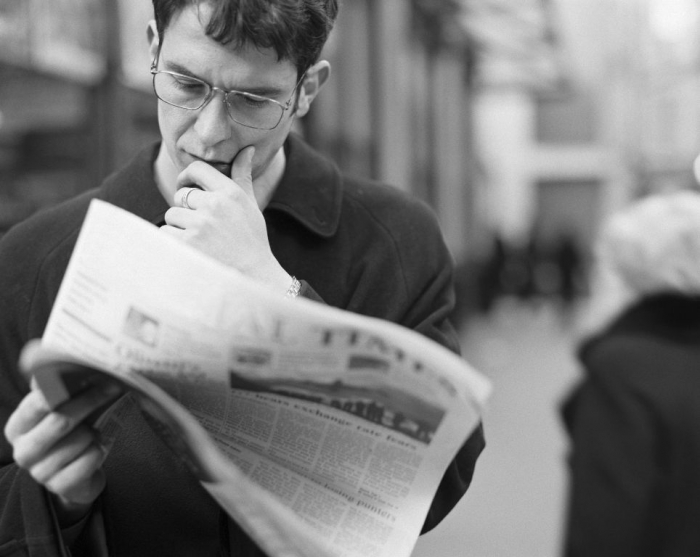 reading-newspaper Top 10 Trends in the Newspaper Industry