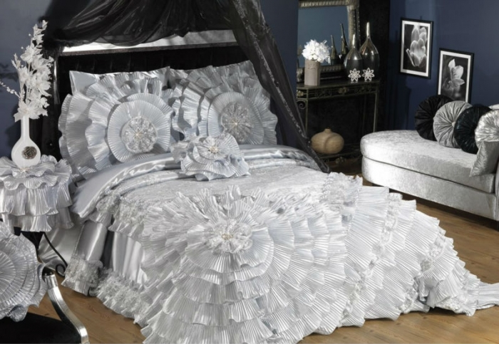 wedding_bedspread_sets_luxury_bridal_bedspread_for How to Choose the Perfect Bridal Bedspreads