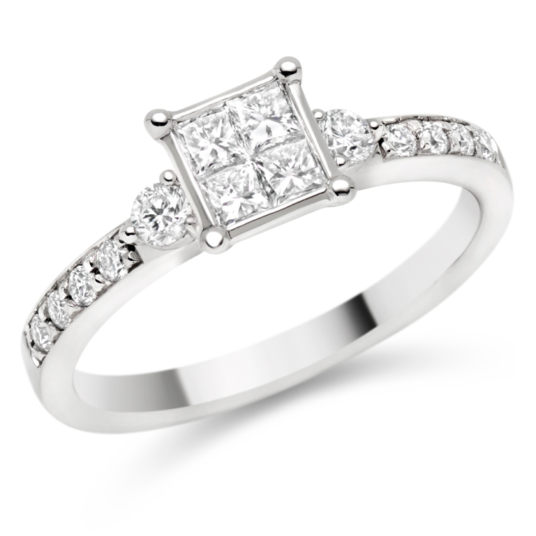 0000273_0_Large Cluster Engagement Rings for Those who Are on a Budget