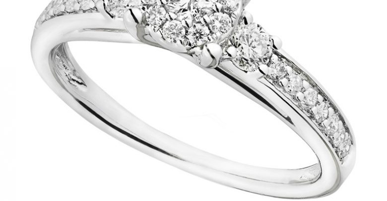 Photo of Cluster Engagement Rings for Those who Are on a Budget