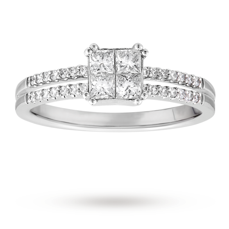 06015049_1_640 Cluster Engagement Rings for Those who Are on a Budget