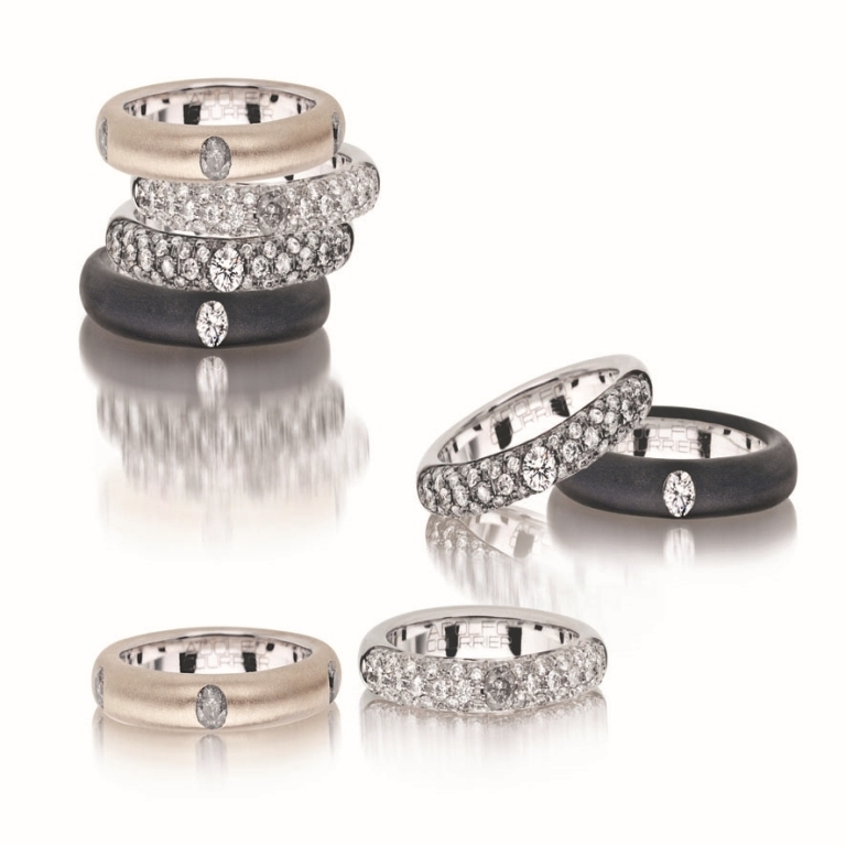 1-ringen-Adofo-Courrier-POP-Collectie-ACCIAIO Discover the Elegance & Magnificence of Italian Jewelry