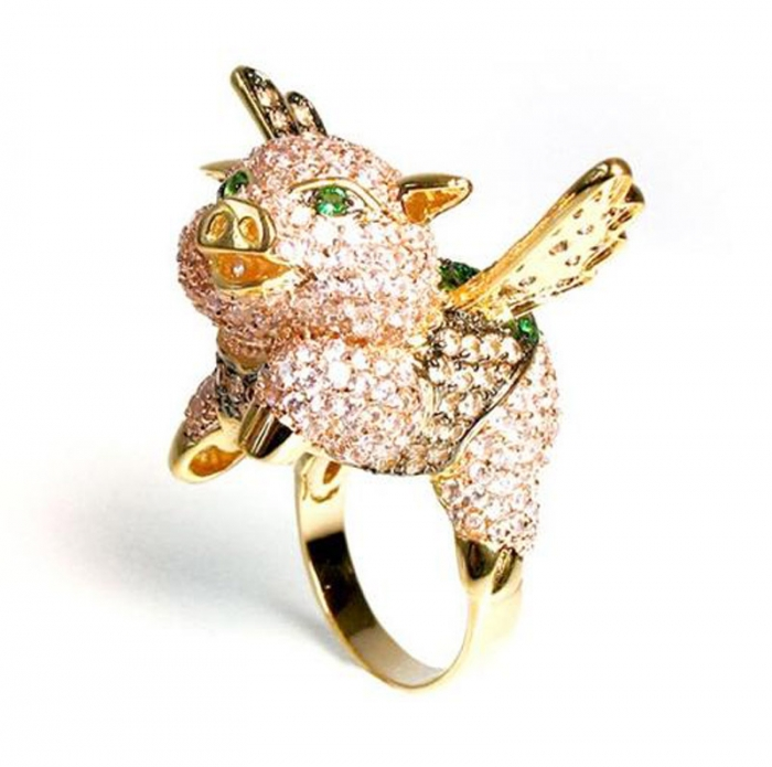 119 69 Dress Jewelry Pieces in the Shape of Your Favorite Animal