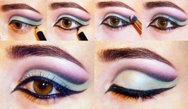123 How to Wear Eye Makeup in six Simple Tips