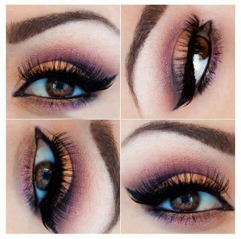 how to wear eye makeup in six simple tips  pouted