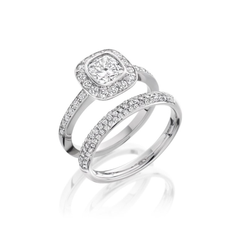 1364394398-33149800 Cluster Engagement Rings for Those who Are on a Budget