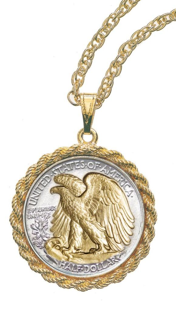 21498 25 Unique & Fashionable Coin Jewelry Pieces