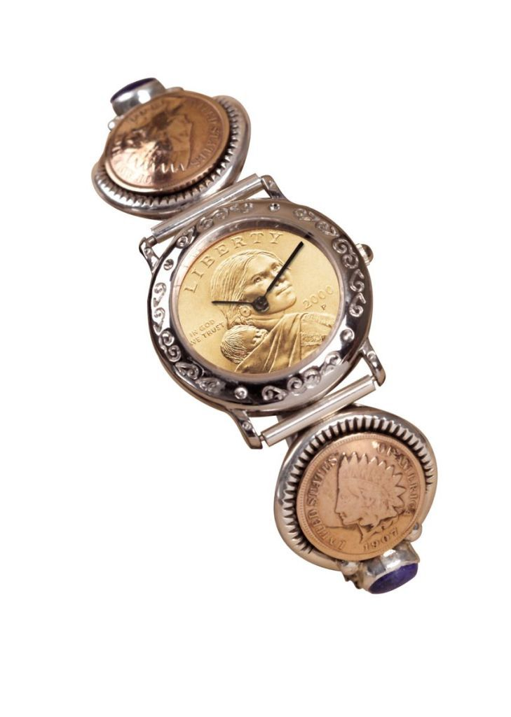 21636 25 Unique & Fashionable Coin Jewelry Pieces
