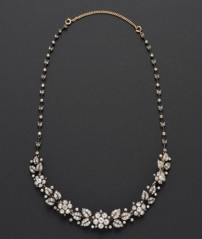 2671B-642-antique-diamonds 25 Victorian Jewelry Designs Reflect Wealth & Beauty